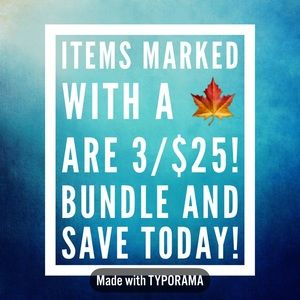 11,111 Bundle and save!